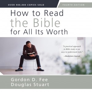 How to read the Bible for all it's worth with Hal Hester @ Vineyard Christain Church