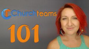 Churchteams 101 @ Vineyard Christain Church