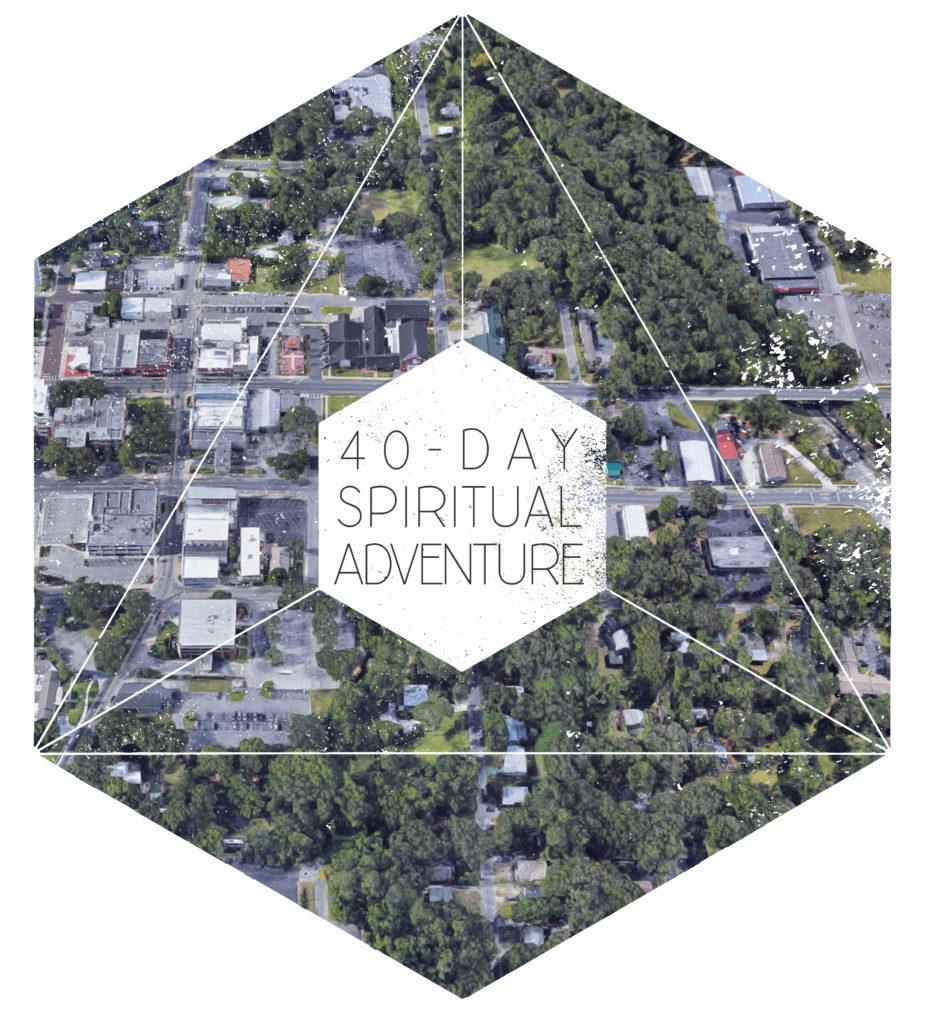 40-Day Spiritual Adventure