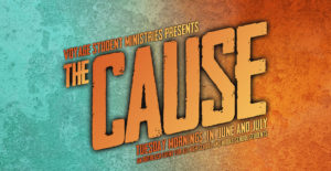 The Cause - Summer Student Outreach Grades 6-12 @ Vineyard Christian Church