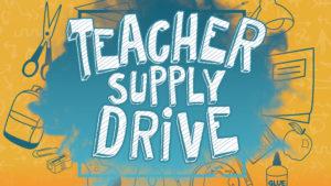 Teacher Supply Drive @ Vineyard Christian Church