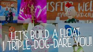 Christmas Parade Float Build @ Vineyard Christian Church